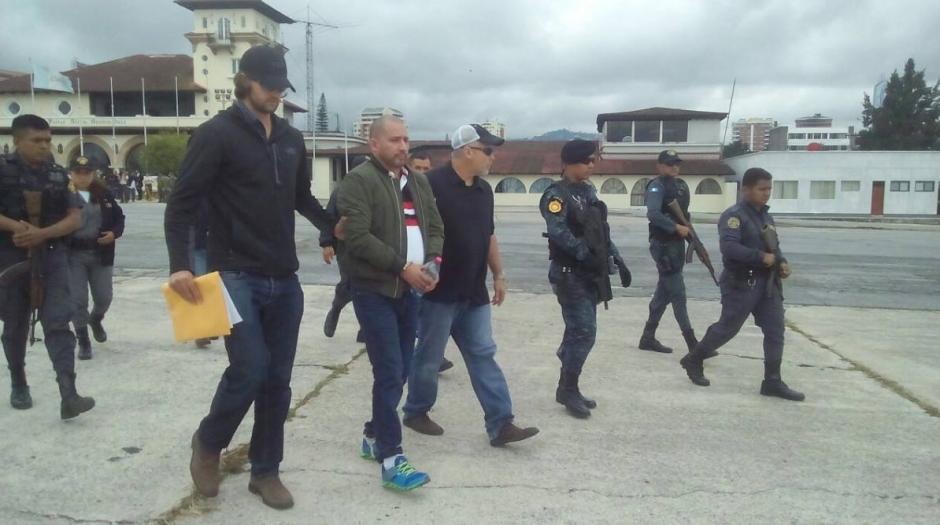 """""""El Fantasma"""" fue extraditado hacia Estados Unidos. (Foto: PNC)"""