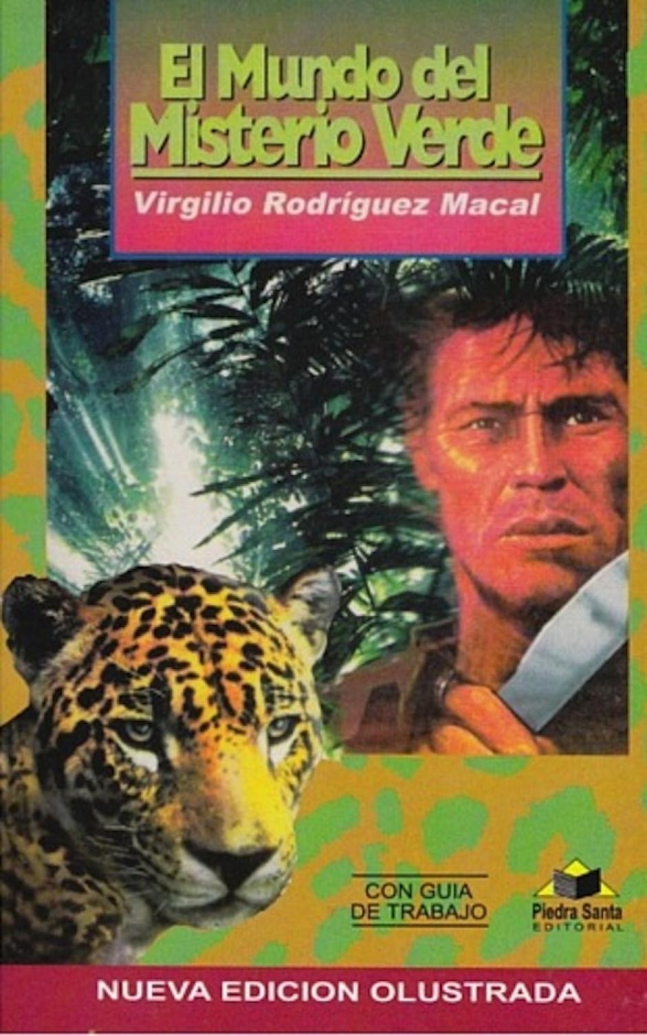 A Lish Zenzeyul se le tornaron verdes los ojos de tanto mirar la selva. (Foto: virgiliorodriguezmacal.com)