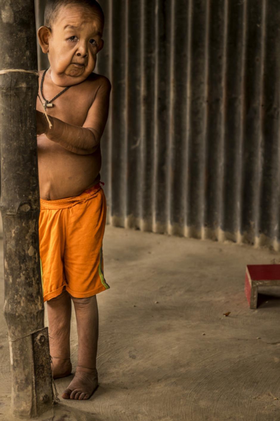 El pequeño no va la escuela por su seguridad. (Foto: elciudadano)