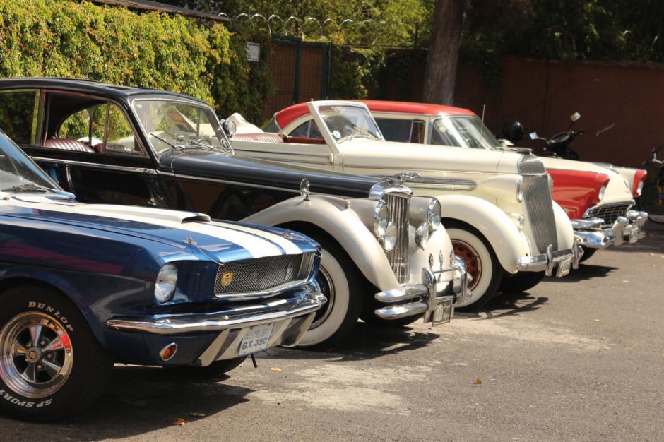 El Mustang Shelby GT 350 es un ícono entre los autos clásicos. (Foto: cortesía Sidec)