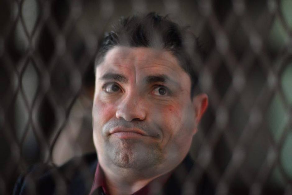 """Marvin Montiel alias """"El Taquero"""" fue trasladado hacia la cárcel de Matamoros en la zona 1. (Foto: Archivo/Soy502)"""