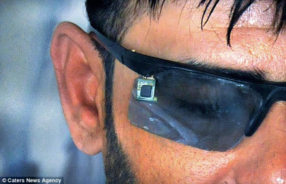 El turco Celal Góger ha desarrollado el chip. (Foto: techworm)