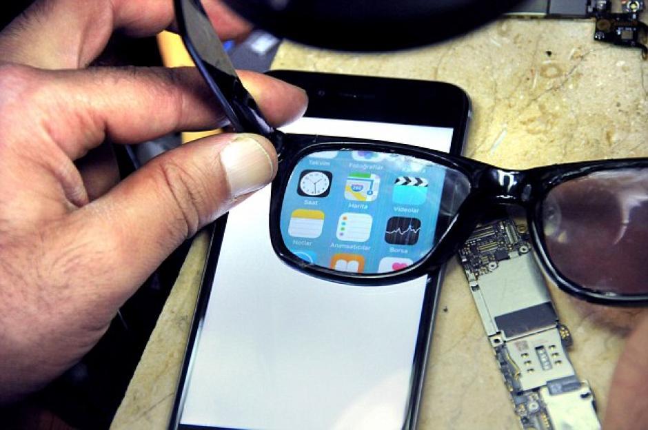 El teléfono es conocido como fantasma.  (Foto: techworm)