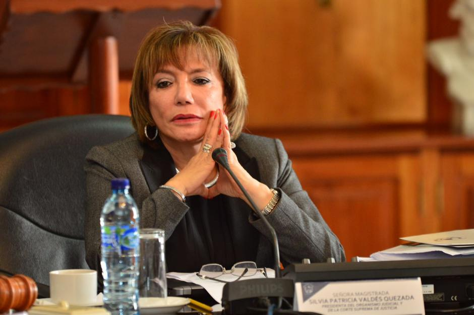 La presidencia de Silvia Valdés fue anulada por la CC y por ello debe elegirse otra vez. (Foto: Jesús Alfonso/Soy502)