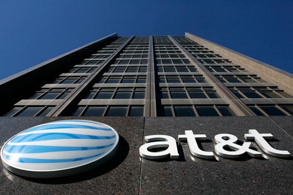 El valor de AT&T es de 107 mil millones de dólares. (Foto: eleconomista.com)