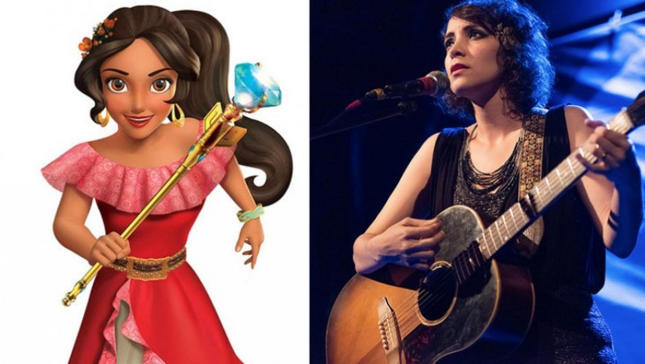 Gaby Moreno es la intérprete del soundtrack en español e inglés. (Foto: Billboard)