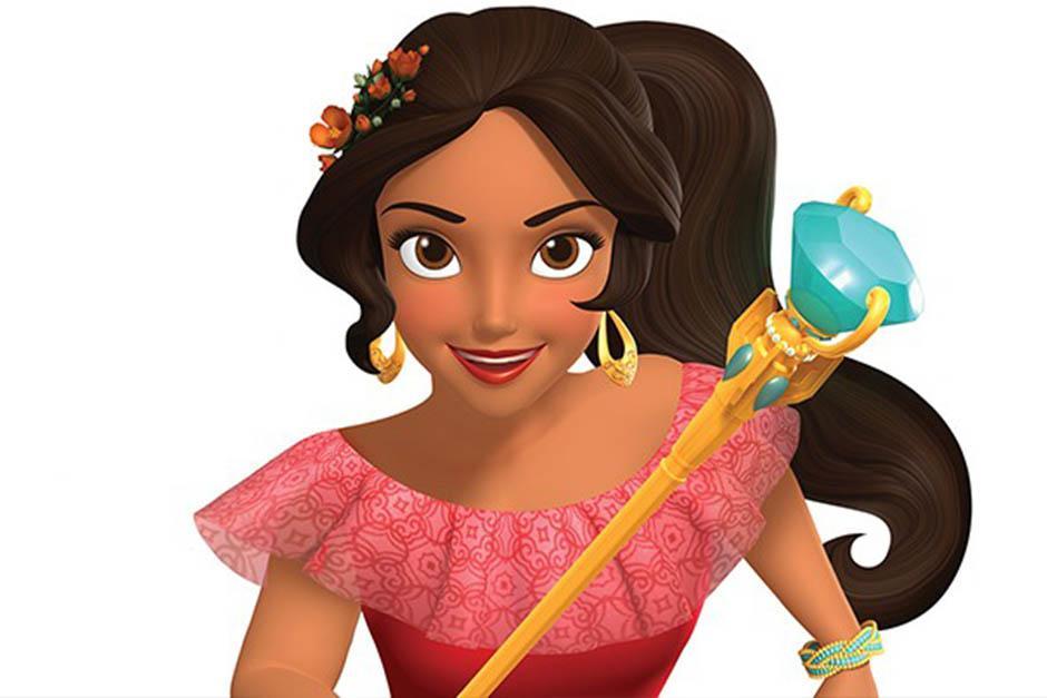 Elena es la nueva princesa latina de Disney. (Foto: Archivo)