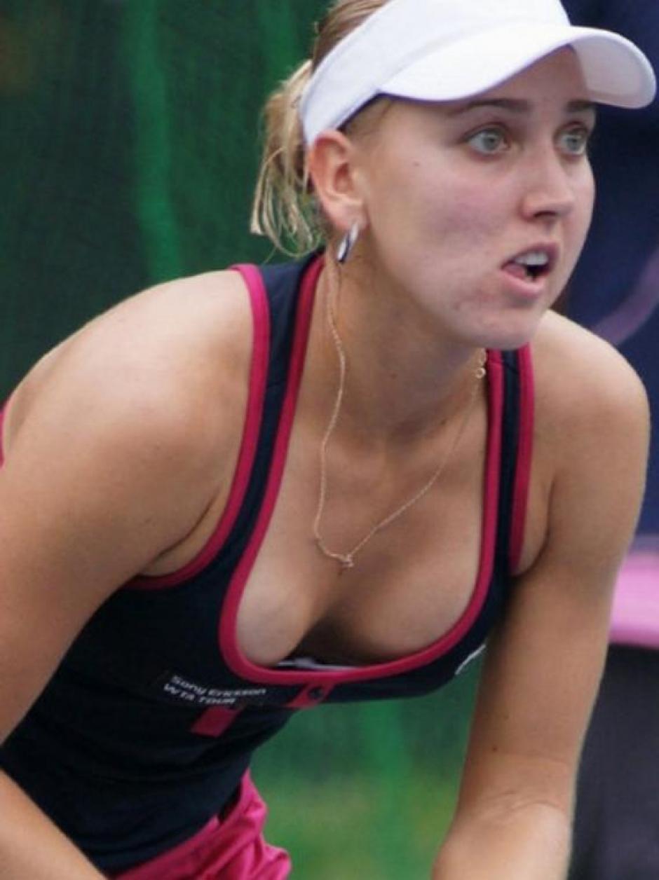 La tenista rusa mide 1.80 metros. (Foto: fanpop.com)