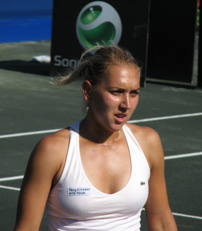 Elena hizo la sesión luego de derrotar en Wimbledon a Dominika Cibulkova. (Foto: fanpop.com)