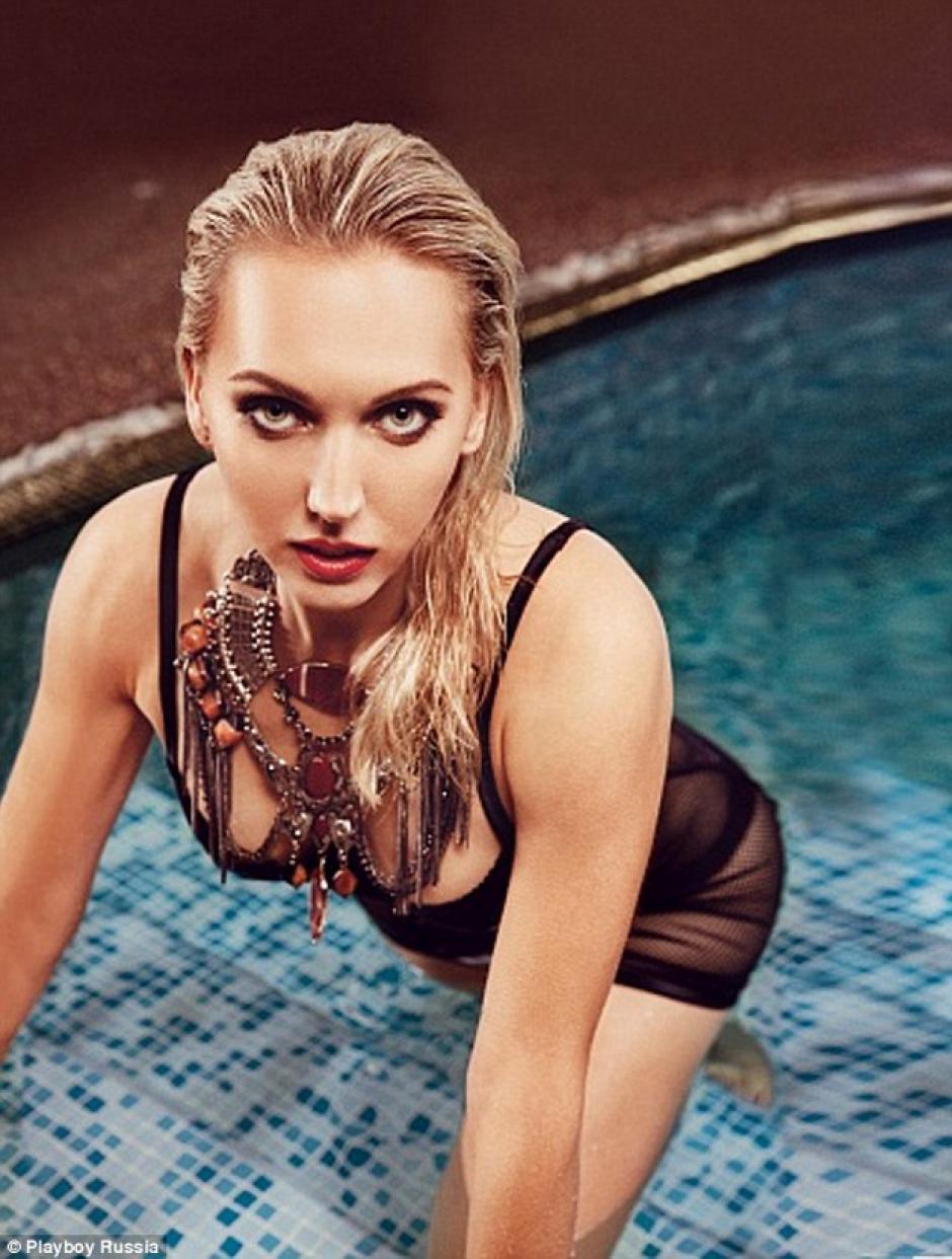 Vesnina tiene 29 años. (Foto: Daily Mail)