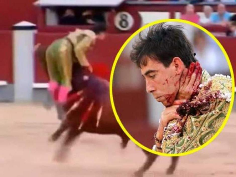 Jiménez Fortes había sido herido en el cuello por un toro el pasado 15 de mayo, esta fue la segunda cornada del año. (Foto: elheraldo.hn)
