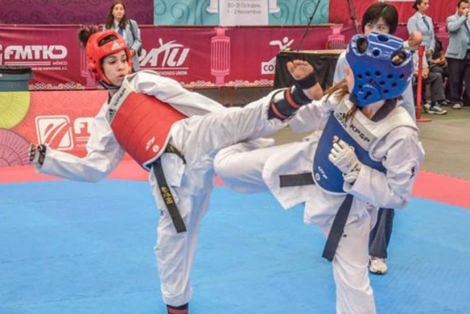 Elizabeth Zamora fue quinto lugar en - 49 kilogramos del taekwondo de los Juegos Olímpicos de Londres 2012. (Foto: Soy502)