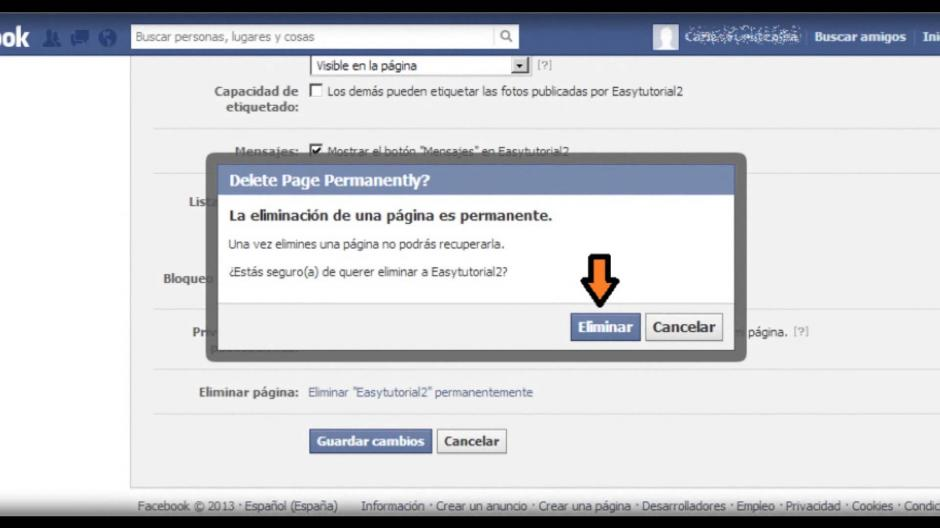 """Nuestras publicaciones pueden ser la causa de que un """"amigo"""" nos elimine de Facebook. (Imagen: Captura de YouTube)"""
