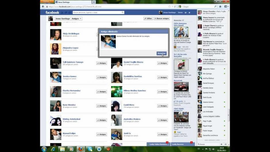 """Contenidos religiosos y políticos pueden provocar dejar de ser """"amigos"""" en Facebook. (Imagen: Captura de YouTube)"""