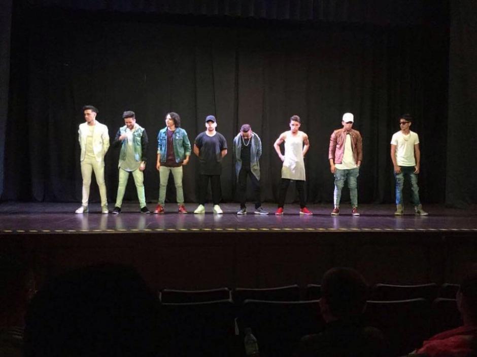 Los grupos de 4 fueron formados y se presentan en el Teatro Don Juan. (Foto: C4)