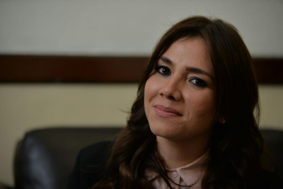 Elizabeth Paz fue electa como Subsecretaria de Conamigua. (Foto: Wilder López/Soy502)