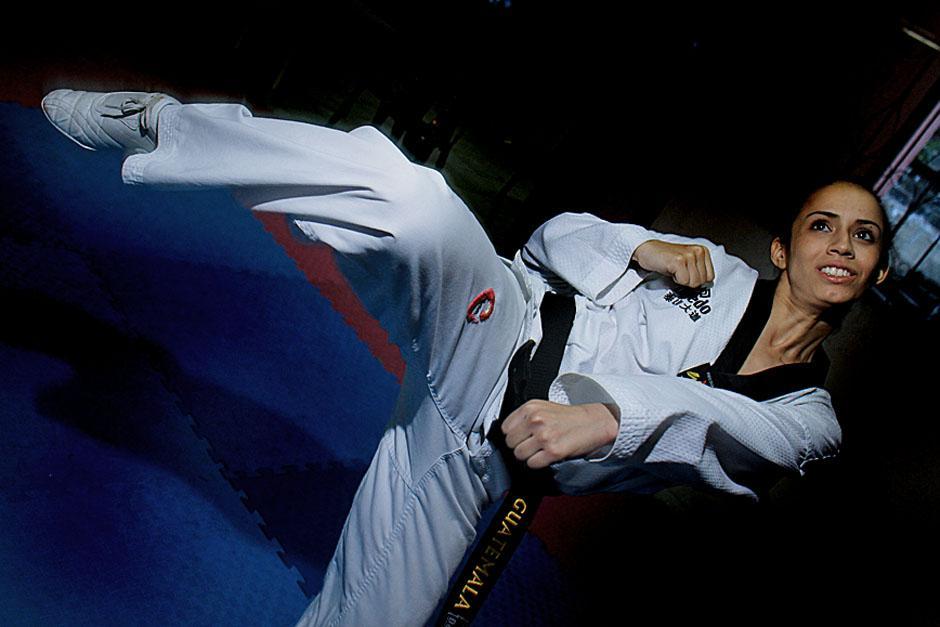 La taekwondista fue quinto lugar en los Juegos Olímpicos de Londres.