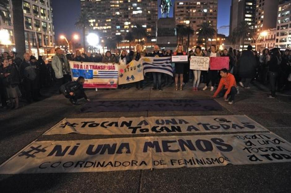 En Argentina inició el movimiento #NiUnaMenos tras la muerte de una adolescente que fue violada y drogada. (Foto: elmundo.cr)