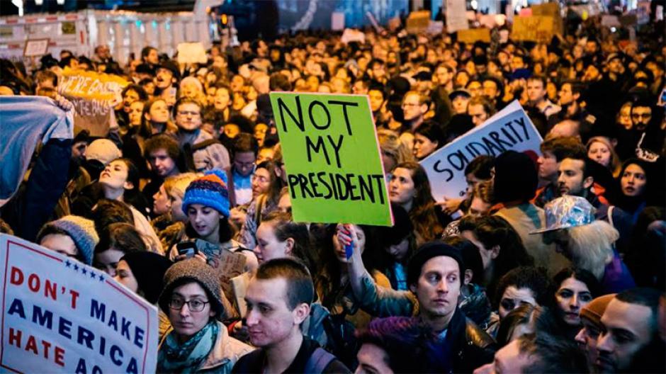 Más de 300 universidades piden respeto y protección a los alumnos sin documentos. (Foto: El Once)