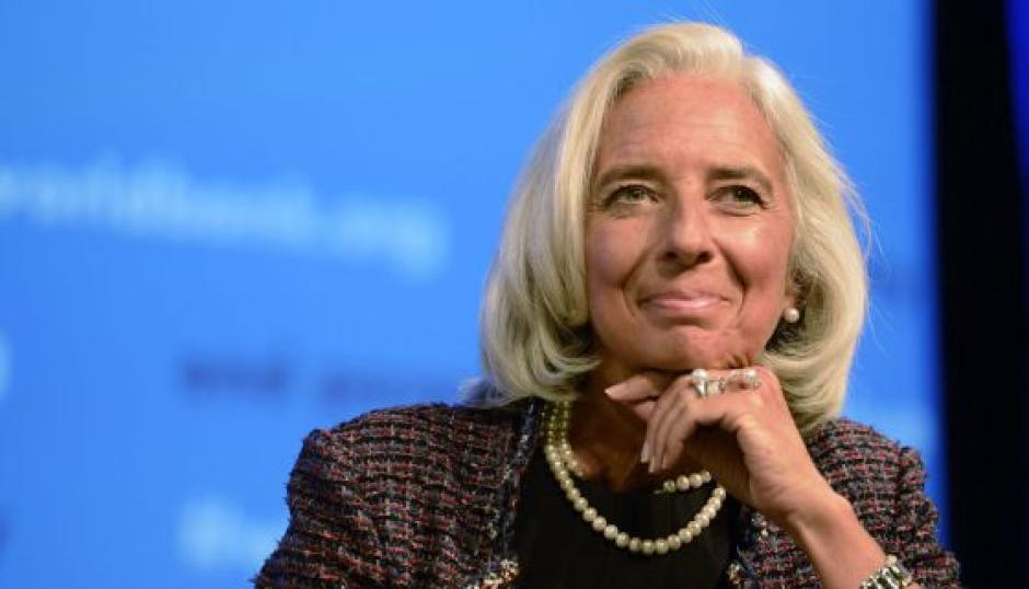 Christine Lagarde es una abogada y política francesa directora del Fondo Monetario Internacional. (Foto: elpais.com)