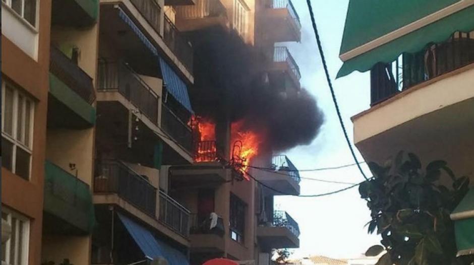 Este domingo por la mañana se registró una explosión cerca de Barcelona, España. (Foto: elperiodico.cat)