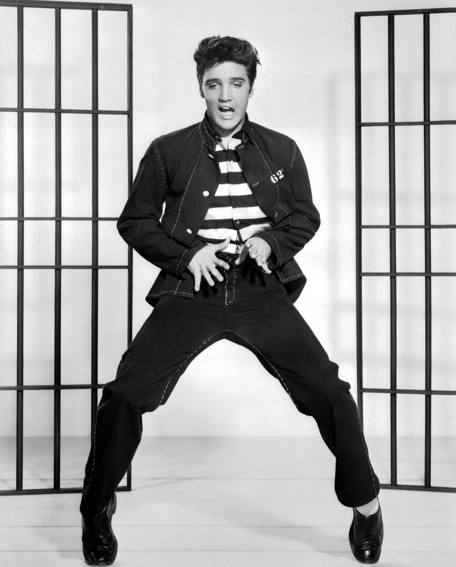 Elvis Presley fue uno de los creadores del rockabilly, género que popularizó al lado de estrellas como Bill Halley and his comets, Chuck Berry, Roy Orbison, Fats Domino, Little Richard, entre otros.