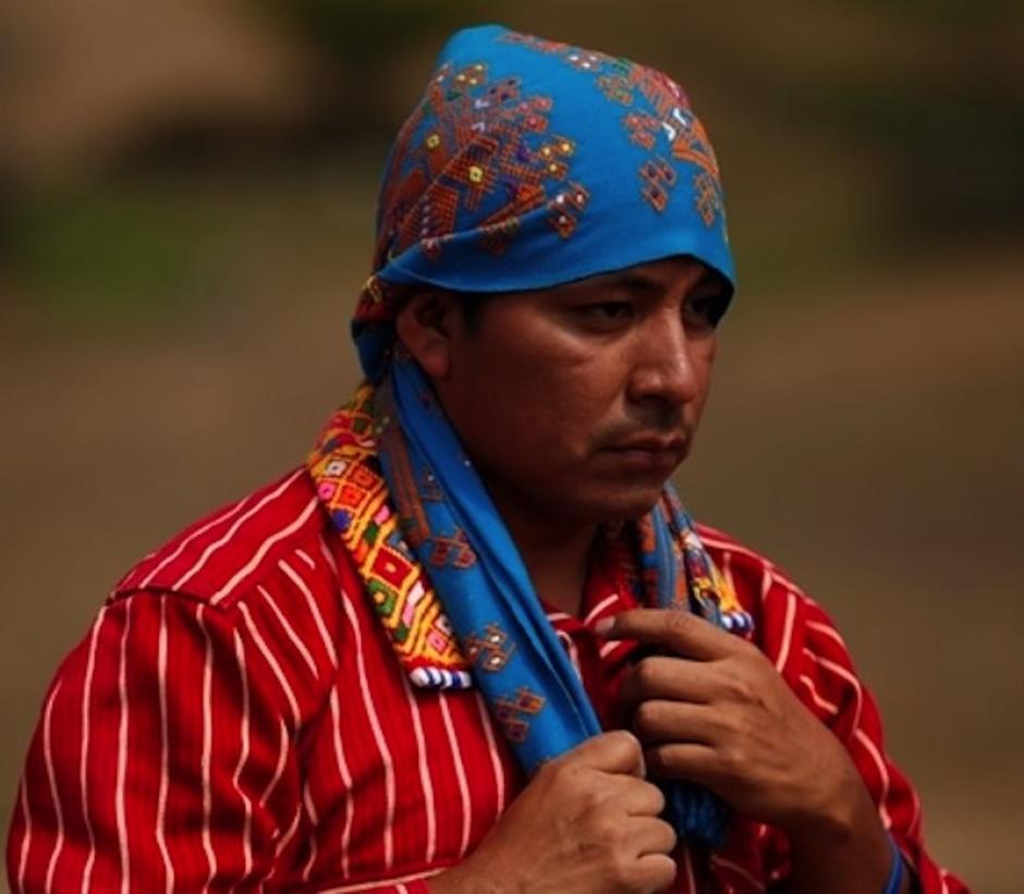Emanuel Raxuleu de Santa Catarina Ixtahuacán, Sololá es parte del festival. (Foto: fipq)