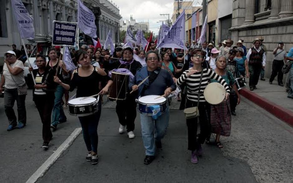 La Plataforma Nacional para la Reforma del Estado solicitó reformas a la Ley Electoral y de Partidos Políticos. (Foto: EFE)