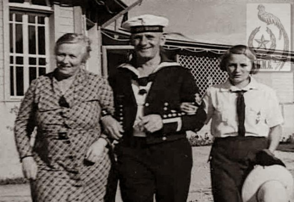 Antes de la llegada del crucero, hubo rumores sobre el establecimiento de los alemanes en Alta Verapaz. (Foto: lakriegsmarineencastellano.blogspot.com)