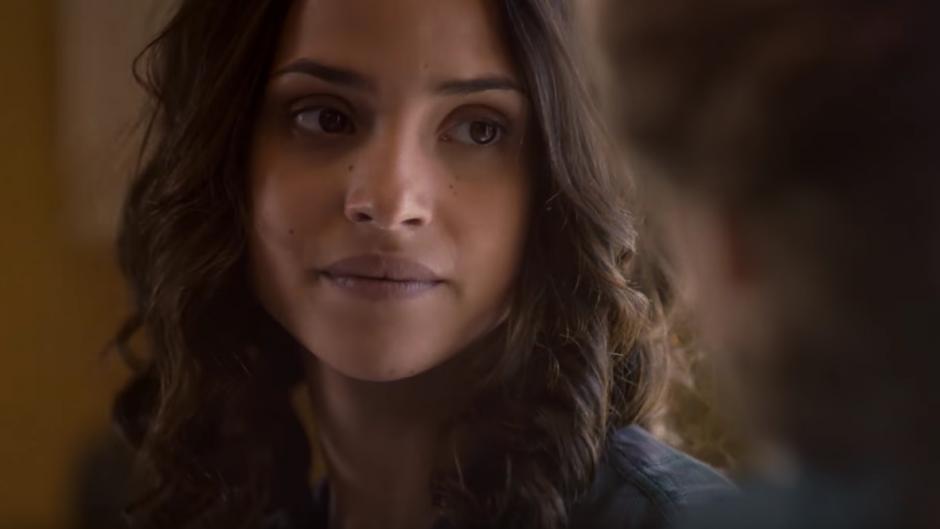 Adria Arjona viajará a un mundo mágico en su nueva serie. (Foto: captura de pantalla)