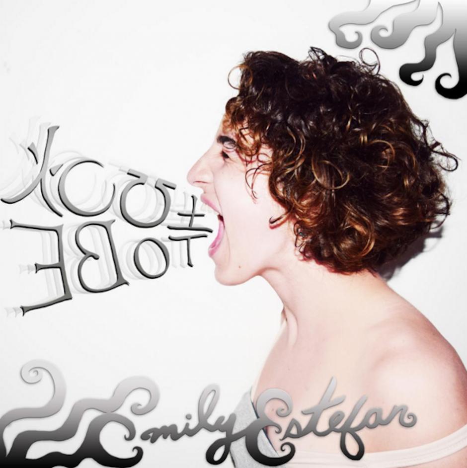 "Emily lanzó recientemente su primer sencillo, titulado ""F#ck to be"". (Foto: Emily Stefan)"