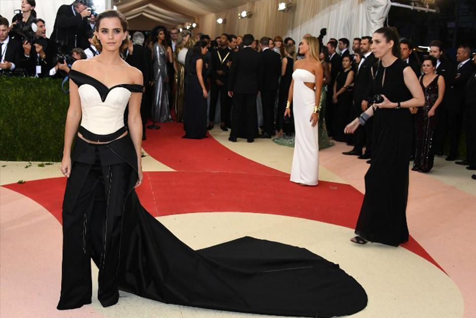 La pasada Gala del MET se prestó para darle vuelo a las celebridades en cuanto a los atuendos que lucieron. (Foto: AFP)