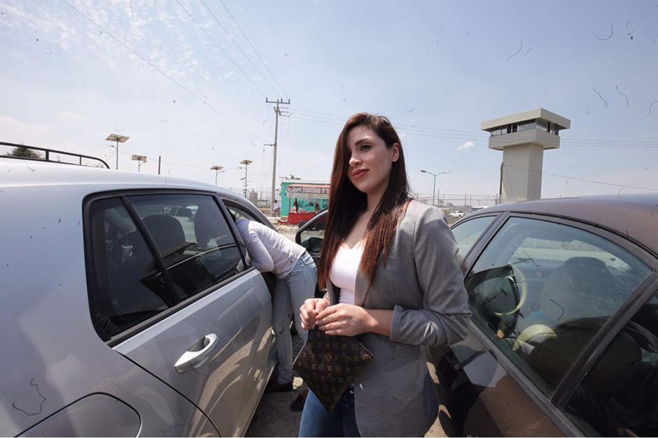 """Emma Coronel, la esposa de """"El Chapo"""", sospecha que se violaron los derechos de su esposo. (Foto: Univisión)"""