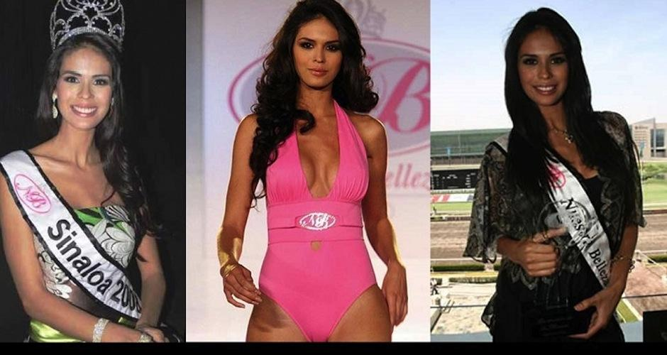 Emma Coronel, Miss Sinaloa 2008 cayó rendida a los brazos de El Chapo. (Foto: excelcsior.com.mx)