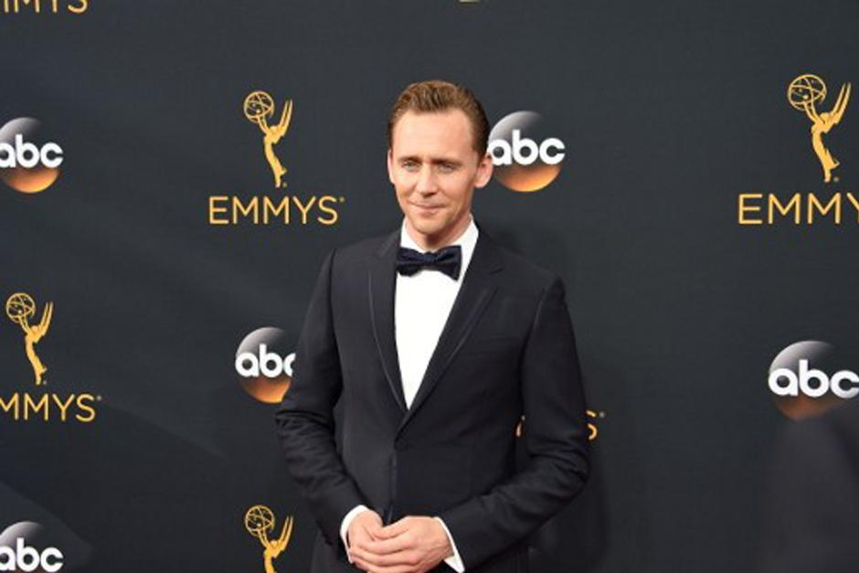 Tom Hiddleston (The night manager). (Foto: AFP)