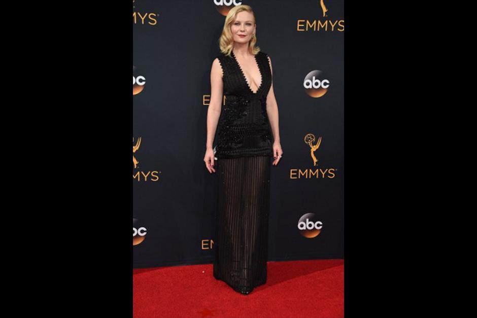 Kirsten Dunst de la serie Fargo. (Foto: AFP)