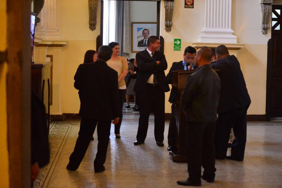 Los empleados del Organismo Legislativo, al igual que los del Ejecutivo tendrán cuatro días de descanso. (Foto: Archivo/Soy502)