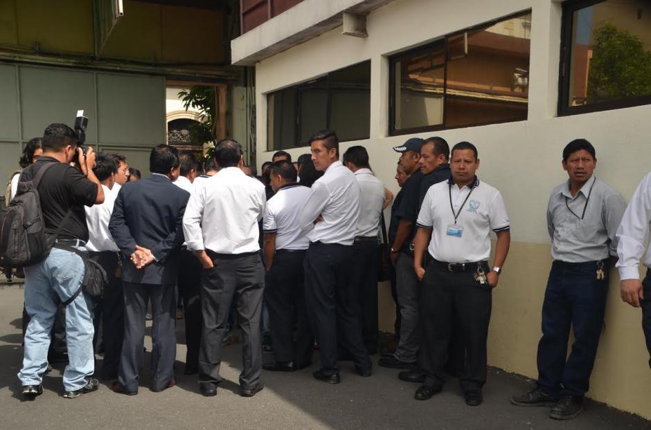 La jornada de los empleados del Congreso será más corta desde este martes. (Foto: cortesía José Castro)