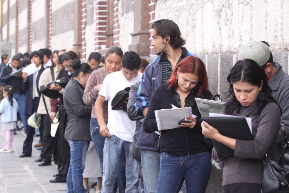 Se calcula que en Guatemala hay unos 800 mil jóvenes que son NiNis, en su mayoría mujeres. (Foto: Archivo/Soy502)