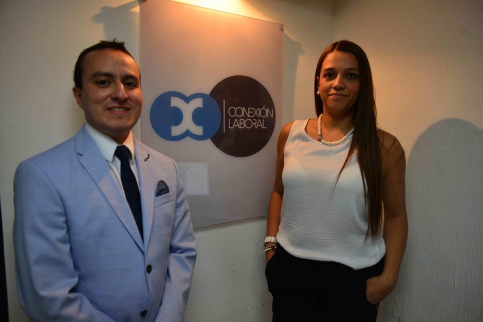 José Andrés Ordóñez y María José Girón crearon la iniciativa en 2012. (Foto: Jesús Alfonso/Soy502)