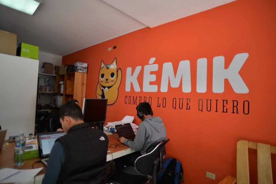 Kémik se encuentra en Cuatro Grados Norte, en la zona 4. (Foto: Wilder López/Soy502)