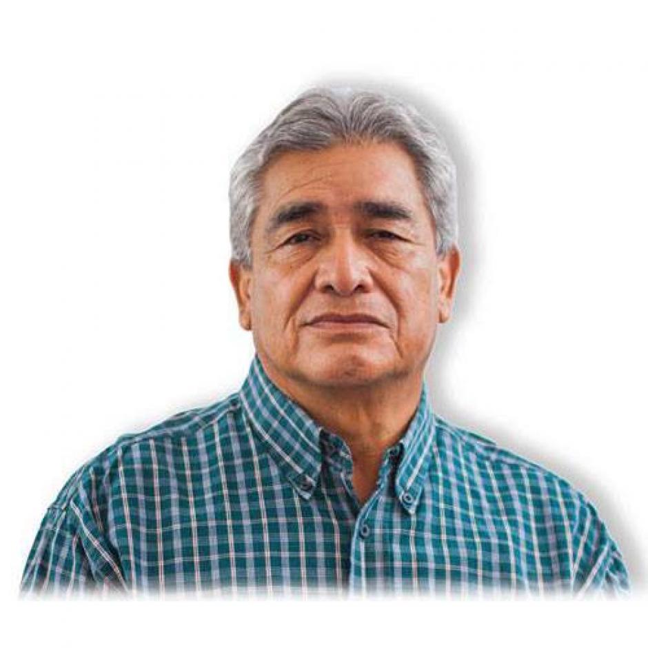 Armando Enrique Sánchez propone un cambio en las políticas que dirigen la municipalidad de Mixco. Su participación está respaldada por Encuentro por Guatemala. (Foto: Armando Enrique Sánchez)