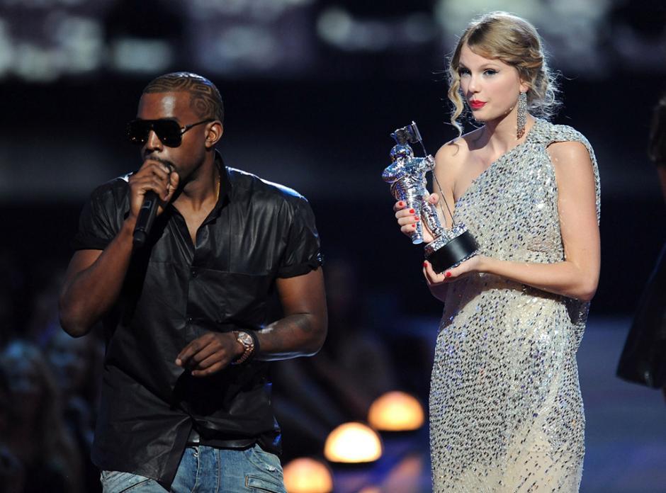 Swift sostuvo una pelea con Kanye West. (Foto: eonline.com)