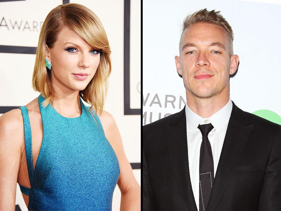 Entre Diplo y Swift hubo una bonita amistad. (Foto: style.people.com)