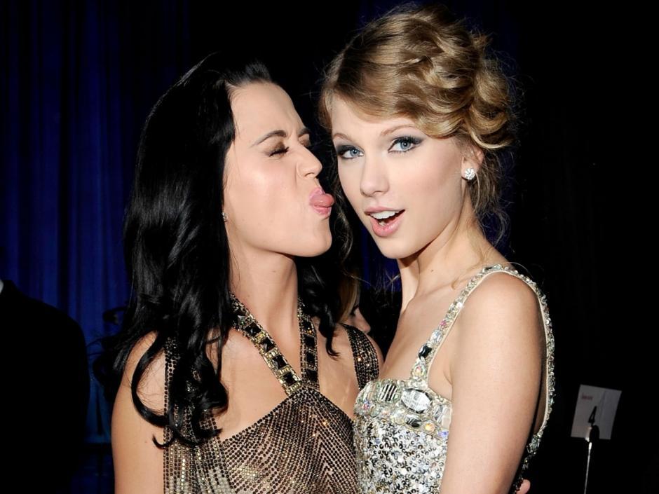 Katy Perry también se encuentra distanciada de Taylor Swift. (Foto: taringa.net)