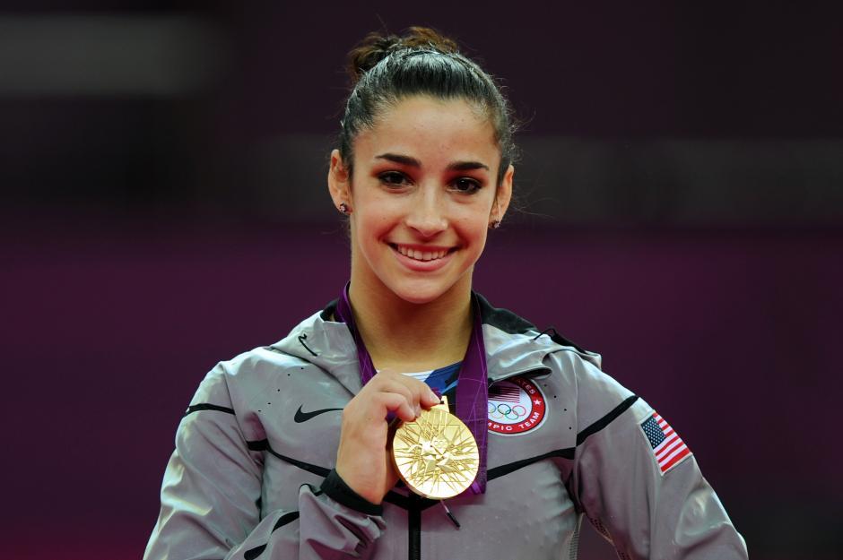 La estadounidense soñó con ser gimnasta desde niña. (Foto: enlacejudio.com)