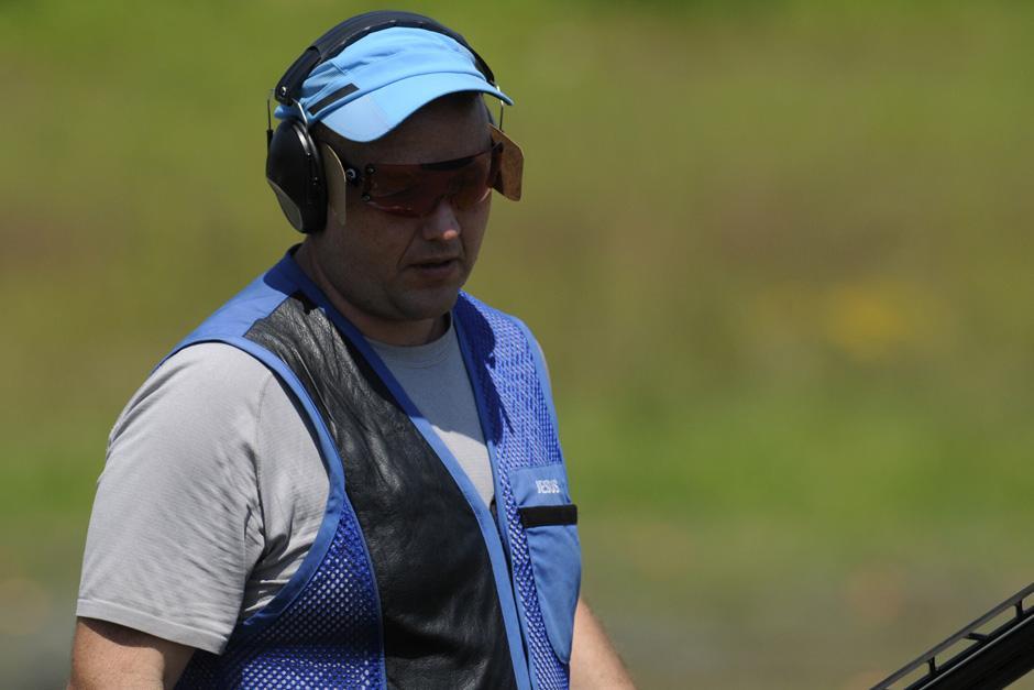 Enrique Brol es uno de los abanderados de la delegación guatemalteca en Toronto 2015