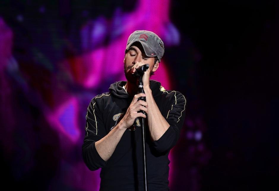 "Enrique Iglesias presentó su tour ""Sex and Love"" en Guatemala. (Foto: Selene Mejía/Soy502)"