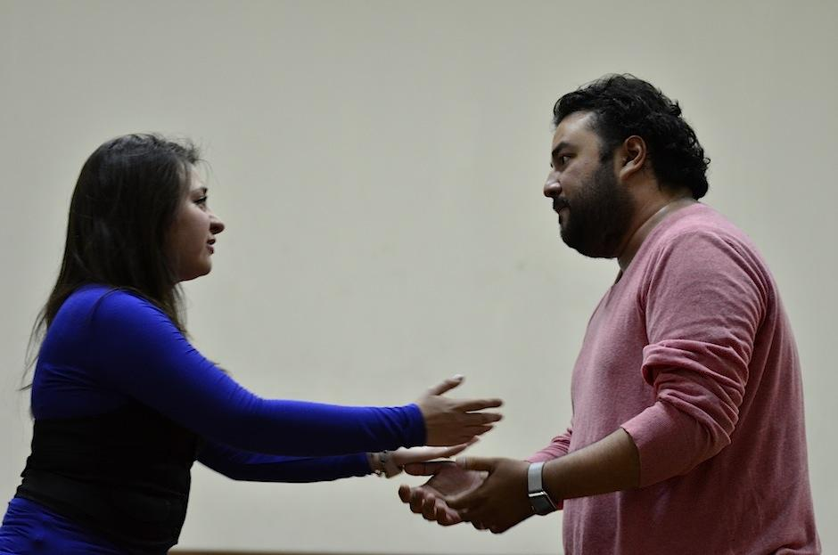La ópera es presentada por Querido Arte. (Foto: Selene Mejía/Soy502)
