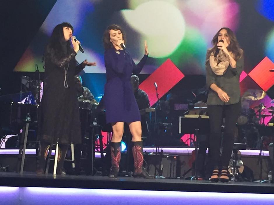 Gaby Moreno compartirá escenario con Monlaferte y Kany García en homenaje a Marc Anthony. (Foto: Gaby Moreno)